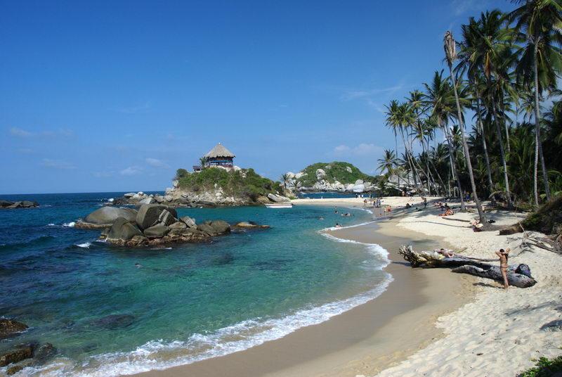 South America Beaches June