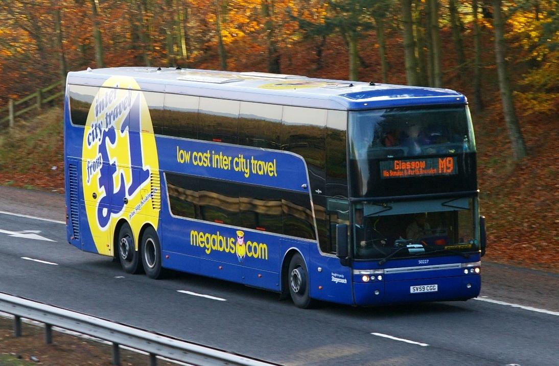 Megabus 20 000 Free Bus Tickets Rushflights Com
