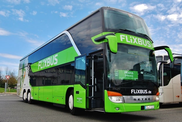 wow flixbus promo bus tickets between paris lisboa porto madrid bordeaux etc for 9. Black Bedroom Furniture Sets. Home Design Ideas