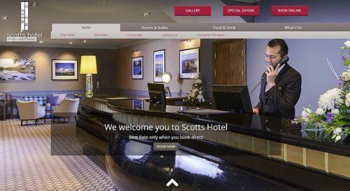 504a5ccfac7574 15% off Scotts Hotel Killarney discount promo code 2019 ...